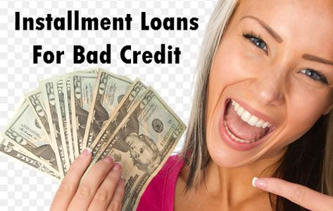 Installment Loans For Bad Credit- Monetary Support For Bad Creditors