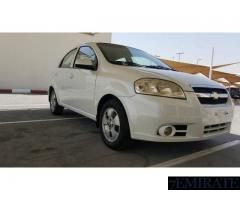 Hi I Selling My Car Chevrolet Aveo Model 2008 Original Paint Inside Good Condition In Sharjah Chevrolet Aveo Car