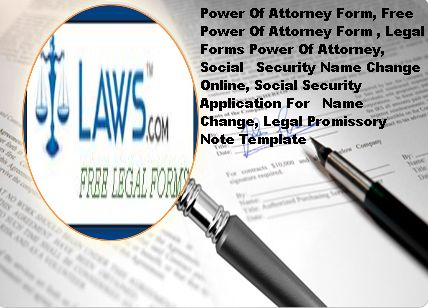 A promissory note is a important document by which a borrower - medical power of attorney form