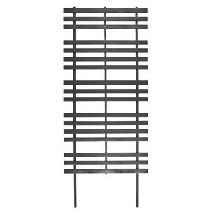 Outdoor Essentials 72 In Wood Diamond Lattice Trellis 418750 The Home Depot In 2021 Wooden Trellis Ladder Trellis Wall Trellis