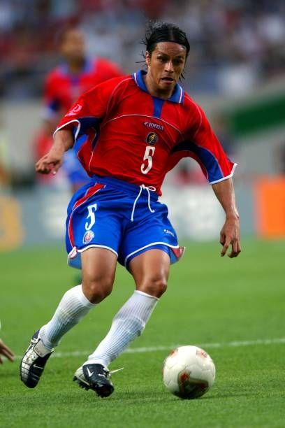 Gilberto Martinez, Costa Rica | Selección de fútbol de costa rica ...