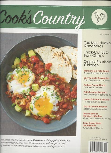 Cooks Country Magazine Cooks Country Recipes Cooking Cooks