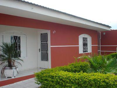 Muros Beirais E Detalhes Na Casa Em Texturas Corpo Da Casa