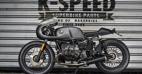 K-Speed BMW R100 Retro Cafe Racer | Return of the Cafe Racers