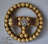 Candy gift, driving test, steering wheel,  #Candy #driving #gift #steering #Test #wheel