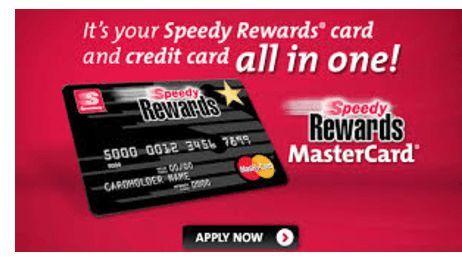Speedy Rewards Mastercard Login Online Apply Here Rewards