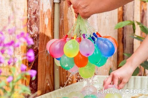 100 Fun Summer Activities for Kids from Fun Cheap or Free