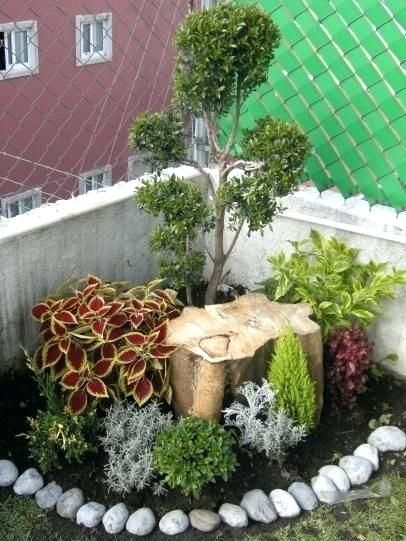Pin By Rebecca Short On My Garden Small Garden Landscape Corner Landscaping Corner Garden