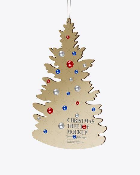 Download Psd Mockup Christmas Decoration Metallic Mockup New Year Plastic Snowflake Toy Tree Psd Metal Christmas Tree Mockup Free Psd Christmas Tree Toy