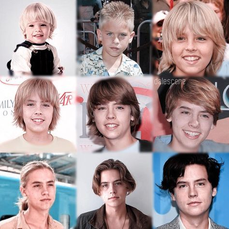 the evolution of Cole Sprouse