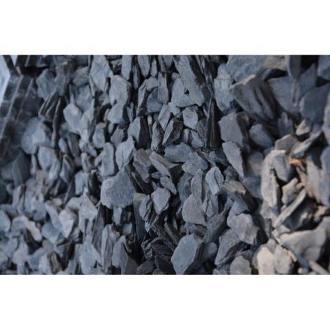 Petales D Ardoise Bleu 30 60 Mm 25 Kg Ardoise Petales Galets