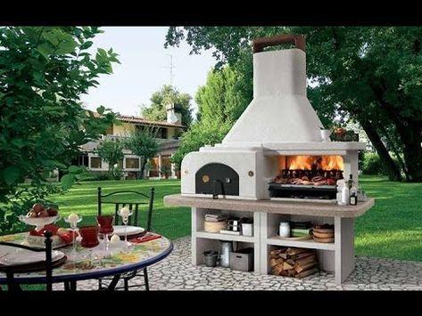 gartenküchen gemauert - google-suche | domek :) | pinterest ... - Grillkamin Bauen Diese Tipps Werden Sie Bei Der Planung Unterstutzen