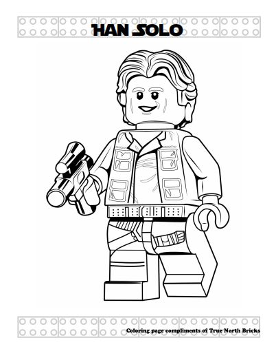 Star Wars Bespin Duel Toys R Us Exclusive True North Bricks Star Wars Stencil Lego Coloring Pages Lego Coloring