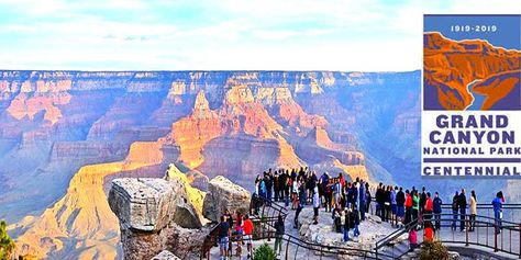 Grand Canyon Is The Largest Symbols Of Wild Nature The Most