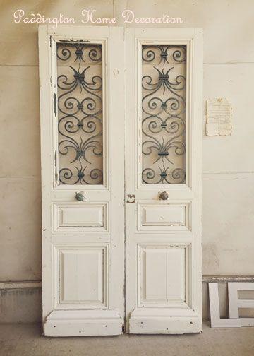 アンティークロートアイアンドア パディントン アンティークドア アンティーク ドア ドア パディントン