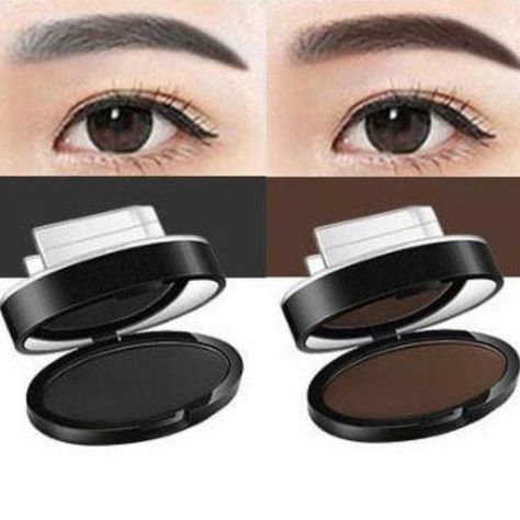 The AMAZING WATERPROOF EYEBROW STAMP is the hottest eyebrow makeup in the market right now, and it comes straight from South Korea! To get the perfect eyebrow shape then this tool is perfect for you! Now you can easily create a natural eyebrow shape in just seconds!  Get it today for 50% OFF!