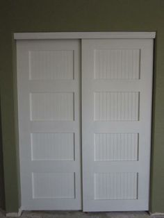 Bypass Closet Doors | Do It Yourself Home Projects From Ana White