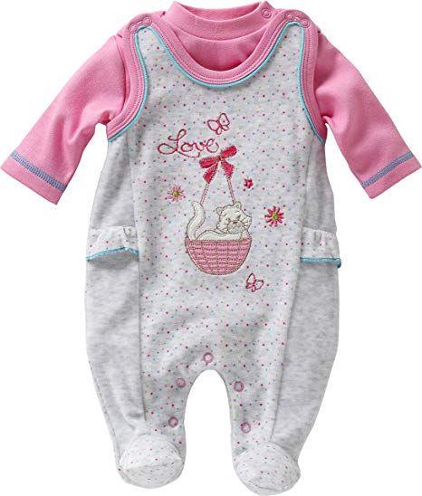 Schnizler Baby Set für Mädchen Gr.68 NEU