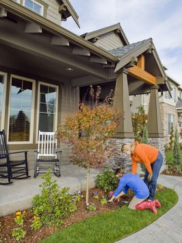 Hey - remember the basics (such as starting with and maintaining focal points) when you plan your landscape.   You got this! http://www.hgtv.com/landscaping/8-strategies-for-a-smart-landscape-design/index.html?soc=MGPN
