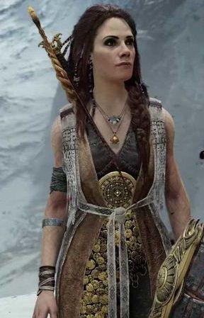 Image result for Freya god of war