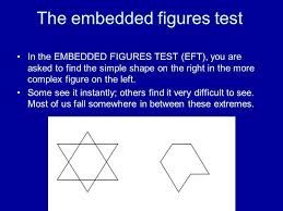 image result for example group embedded figures test geft pinterest rh pinterest jp Embedded Figures Test Example Embedded Figures Test Horse