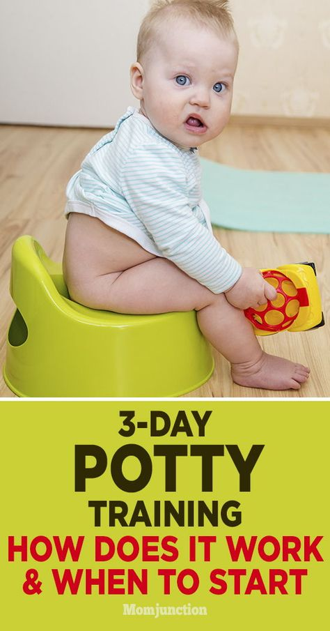Potty Training: How Does It Work And When To Start : MomJunction tells you about the efficient three-day potty training routine. Here we will guide you through the training process and clear any doubts you may have about it. Three Day Potty Training, Toddler Potty Training, Potty Training Rewards, Training Tips, Baby Life Hacks, Baby Information, Baby Development, Child Development Activities, Baby Health