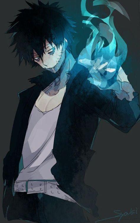 Chi sei per Dabi? - Anime - #Anime #Chi #Dabi #sei