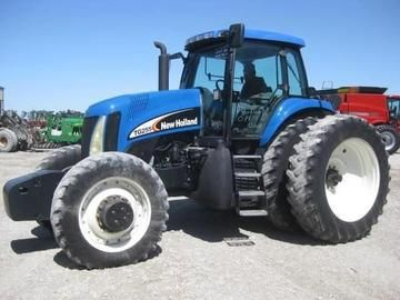 Ford 4630 Turbo Tractors Ford Tractors New Holland Tractor