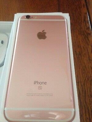 Detalhes Sobre New Rose Gold Cinza Espacial Iphone 6s 128gb