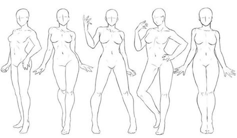 Poses female | Pose reference in 2019 | Art reference poses, Female