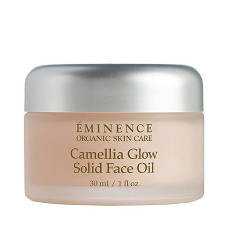 Eminence Camellia Glow Solid Face Oil 1 Oz Eminence Organic Skin Care Face Oil Organic Anti Aging Skin Care