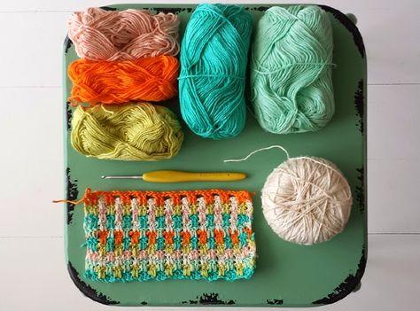 Haken Crochet Hakeln Haakpatroon Haaksteken Haaksteek Steken