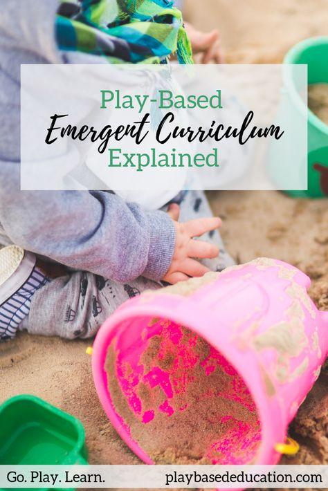 Play-Based Emergent Curriculum Explained - Go. Play. Learn.