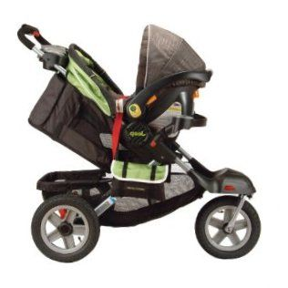 The Jeep Liberty Urban Terrain Jogging Stroller This Thing Hauls