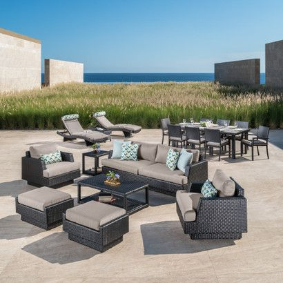 Swell Portofino Comfort Outdoor Furniture Collection Rst Brands Interior Design Ideas Gentotryabchikinfo