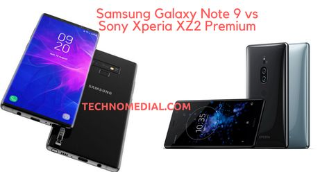 Samsung Galaxy Note 9 Vs Sony Xperia Xz2 Premium Do You Know What Happens When 2 Monsters Meet Probably Not Re Samsung Galaxy Note Galaxy Note 9 Sony Xperia
