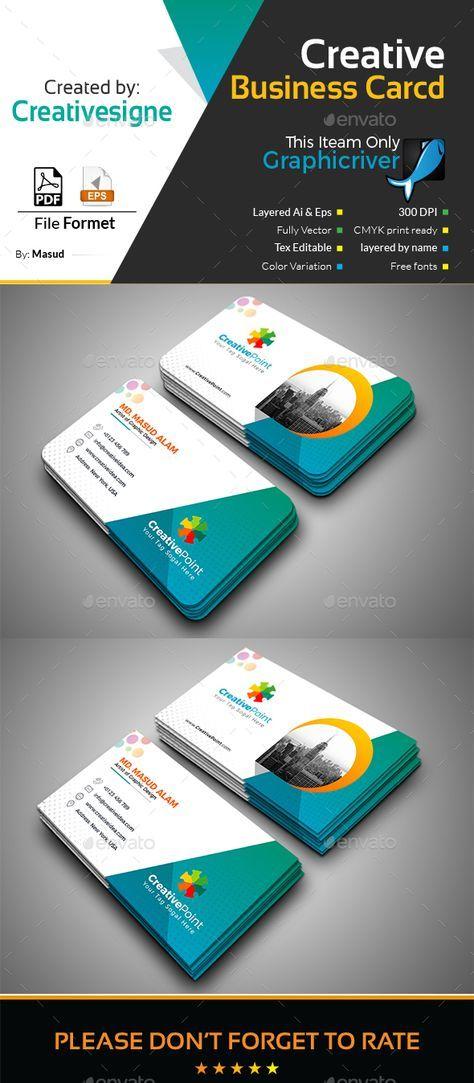 Creative Business Card Business Cards Creative Business Cards Creative Templates Printing Business Cards