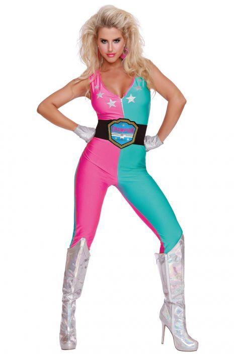 Wrestling Champ Adult Costume