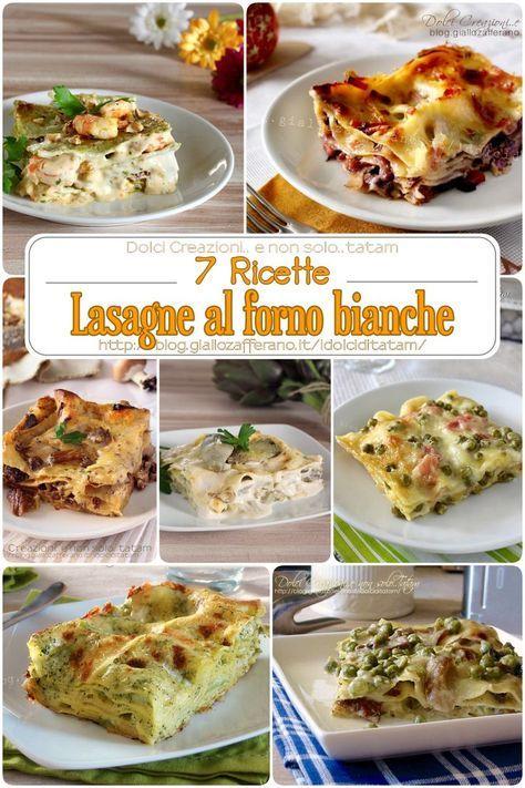 6ed9b0ddab6a9212469d659c4af14b15 - Ricette Lasagne Bianche