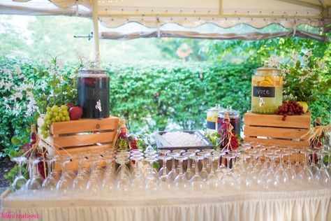 Sangria station. It will happen!
