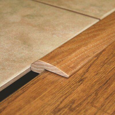 Harris Hardwood Flooring 0 37 X 6 5 Oak Threshold Wayfair In 2020 Flooring Hardwood Floor Trim