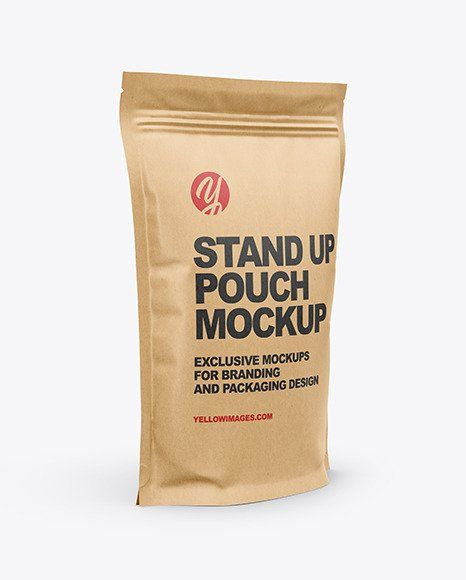 Download Rice Pouch Mockup