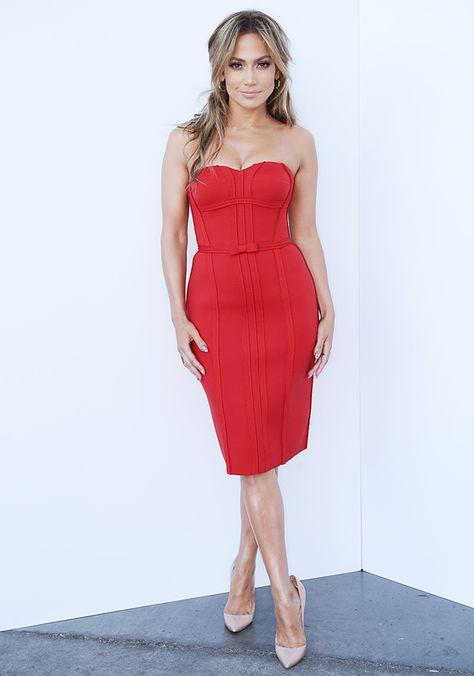 Shop DivaMall.tv - Pink and orange bandage dress