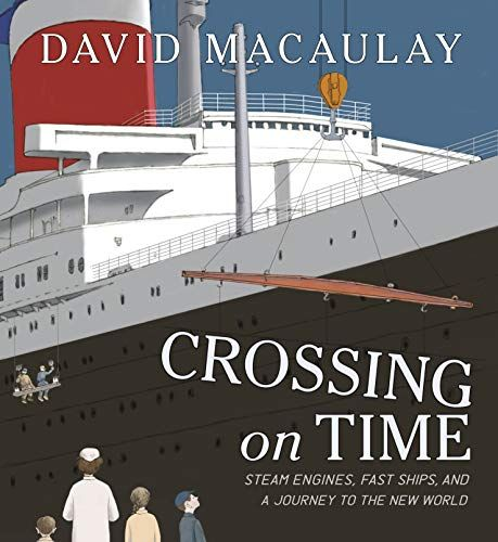 Crossing On Time Steam Engines Fast Ships And A Journe Https