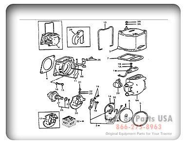 6edc7ddc24a9dcd98f1e0e101239bc77 tractors ford ford 8n 11d01 distributor coil bsn 263844 ford tractor 1948 ford 8n tractor wiring diagram 12 volt at creativeand.co