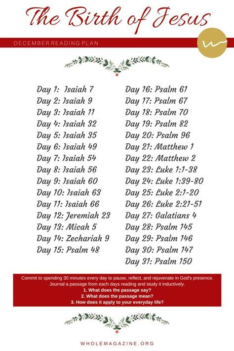 bible reading plan bible study plans scripture reading