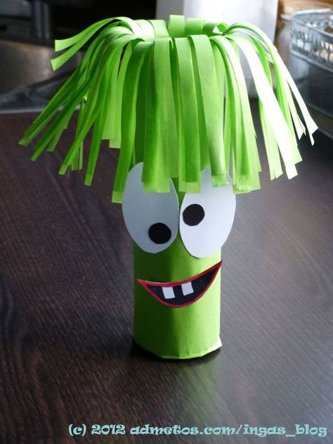 Gift wrapping for a monster themed birthday party, and yet another awesome decor... :  Gift wrapping for a monster themed birthday party, and yet another awesome decor idea!! BOOM!  #awesome #birthday #Decor #Gift #GiftWrapsbooks #Monster #Party #Themed #Wrapping