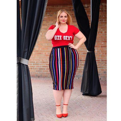 fashionnova My size? Sexy. Your size? Sexy...