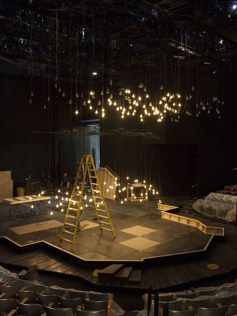 Playhouse's 'Peter' brings a 'spectacle' to the stage Stage Lighting Design, Stage Design, Royal Ballet, Peter And The Starcatcher, The Glass Menagerie, Set Design Theatre, Alvin Ailey, Theatre Stage, Musical Theatre
