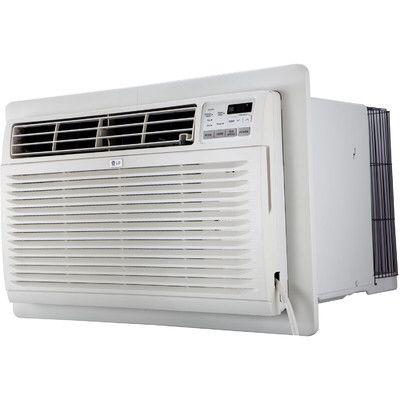 11 500 Btu Energy Star Through The Wall Air Conditioner With Remote Wall Air Conditioner Window Air Conditioner Air Conditioner Btu